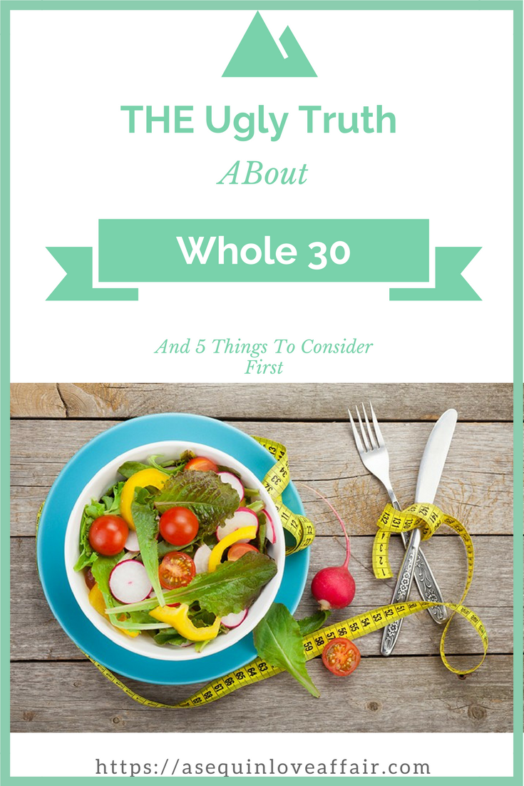 truth about whole 30 diet