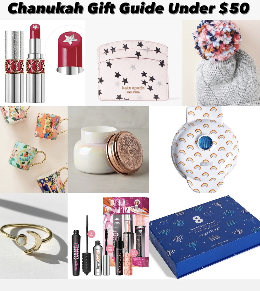chanukah gift guide under $50